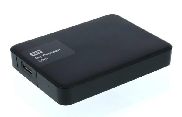 Western Digital My Passport Ultra 3 TB Portable External Hard Drive