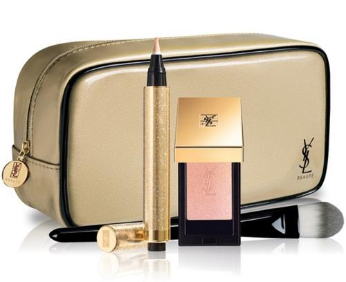 $75(Limited Edition $117 Value) Yves Saint Laurent 'Gold Light' Strobing Set  @  Nordstrom
