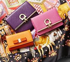 Up to 62% Off + From $115 Salvatore Ferragamo Scarves & Wallets On Sale @ MYHABIT