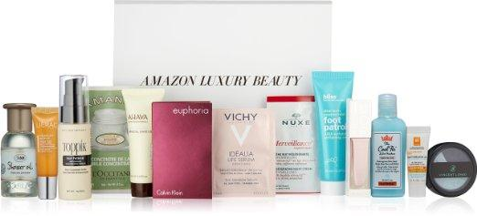Free Luxury Beauty Sample Box With Luxury Beauty Purchase
