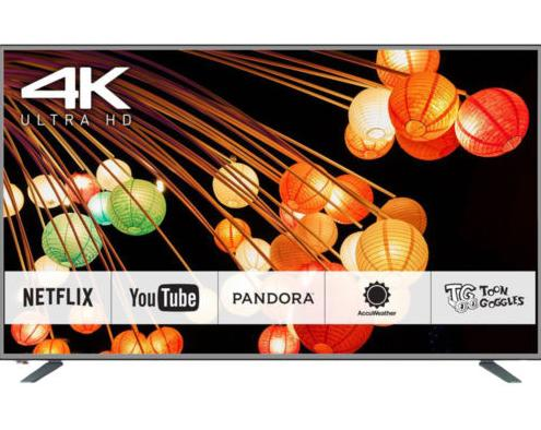Panasonic 65-Inch 4K Ultra HD Smart TV CX420 Series, TC-65CX420U