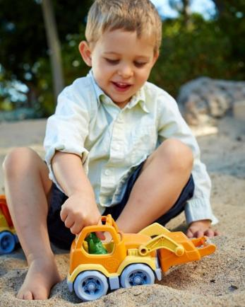 Free Green Toys! Spend $50 on Toys sold by Amazon