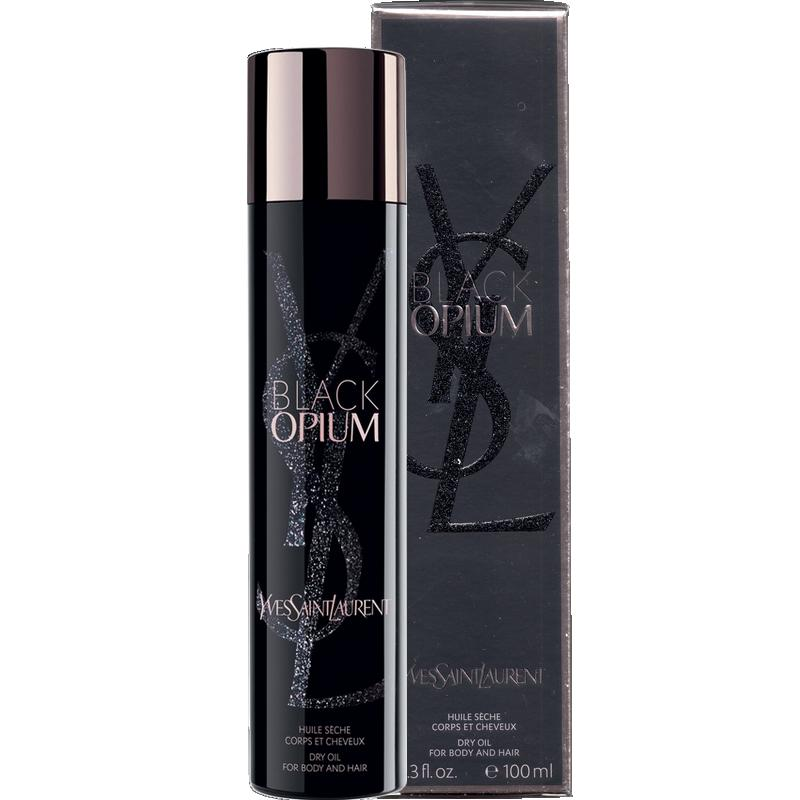 New Release Yves Saint Laurent launched Black Opium Dry Oil For Body and Hair