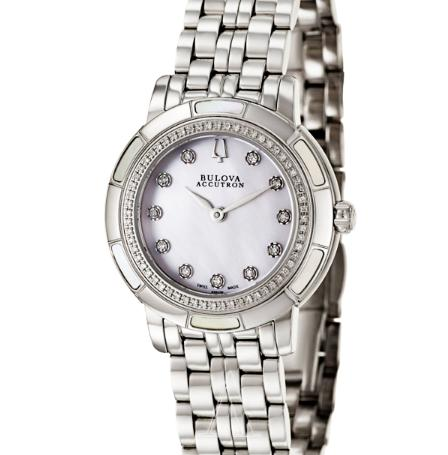 $239 Bulova Accutron Pemberton Women's Watch
