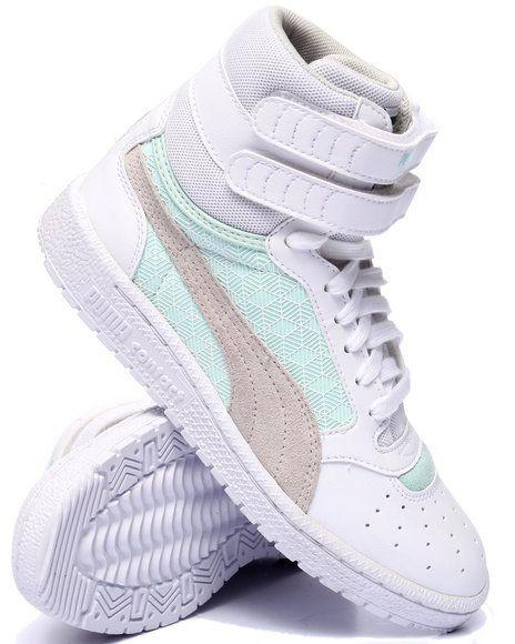 $55.99 PUMA Sky 2 Lace Mid 3D Women's Sneaker On Sale @ 6PM.com