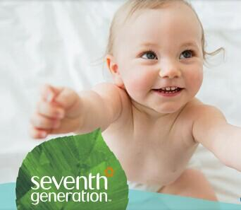 20% Off Seventh Genetation Diapers & Wipes @ BabiesRUs