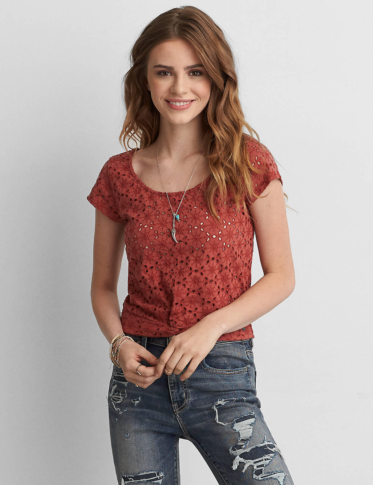 50% Off Clearance @ American Eagle