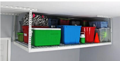 55% Off Select MonsterRax Overhead Garage Storage Racks @ Amazon.com