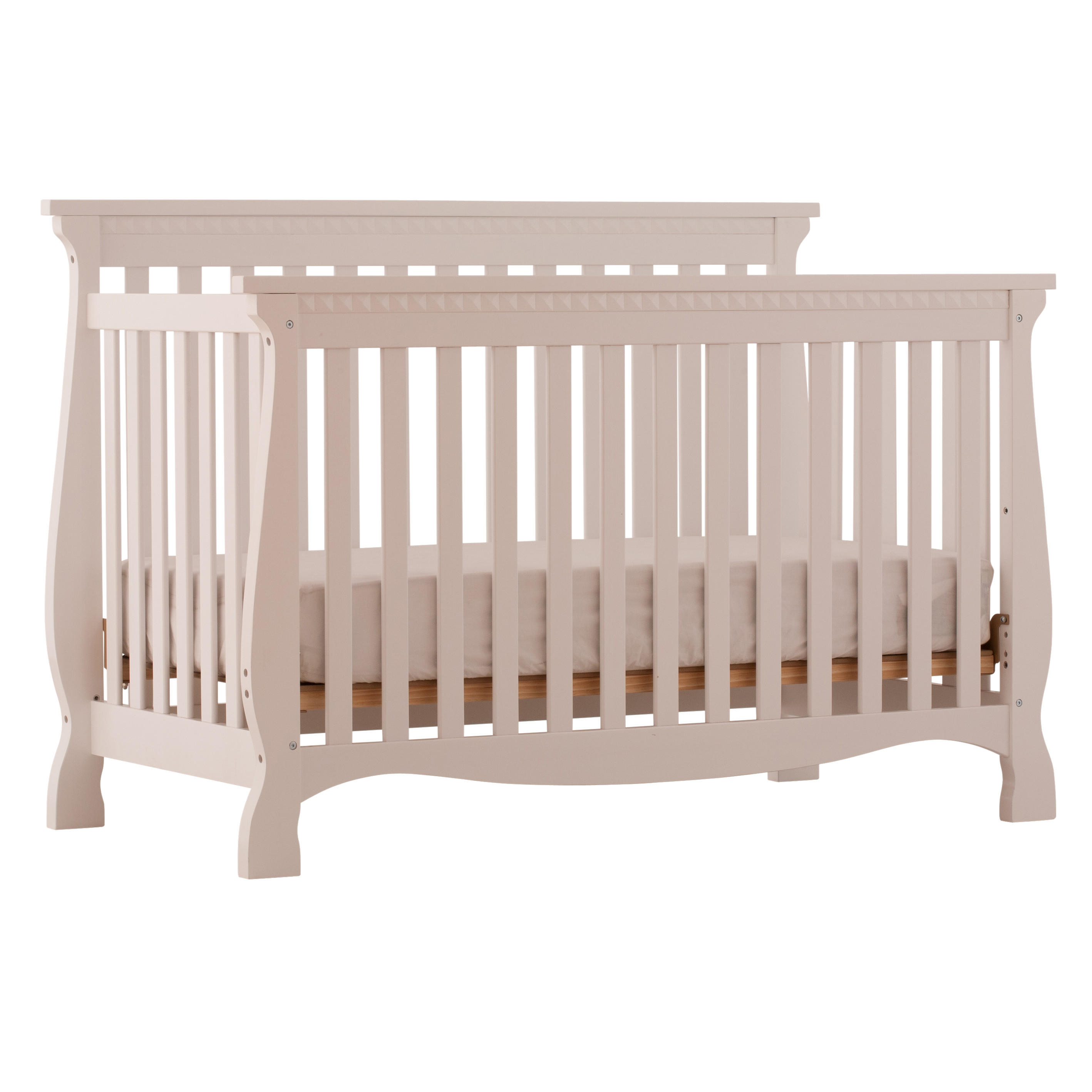 Venetian 4-in-1 Convertible Crib+Free Graco Mattress