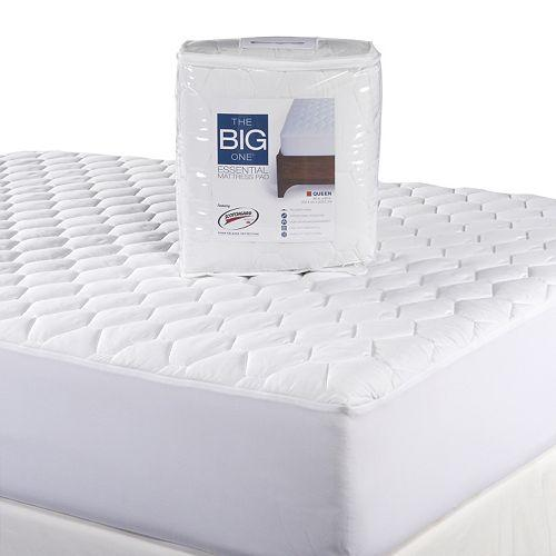 The Big One Essential Mattress Pad, King Size