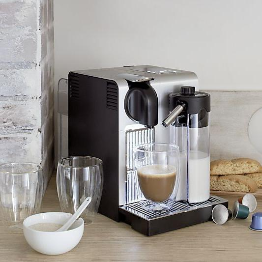 From $243 DeLonghi Nespresso Lattissima models on sale