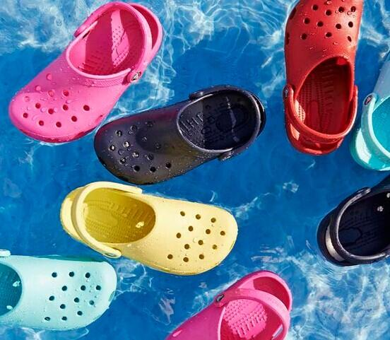Up to 62% Off Crocs @ Hautelook