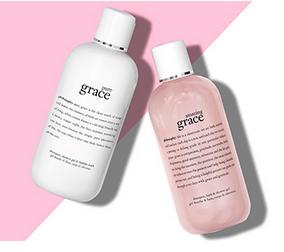 Free Shower Gel Duo With Any $35 Order @ philosophy