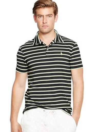 Extra 25% Off Polo Ralph Lauren Pima Soft-Touch Polo Shirt @ macys.com