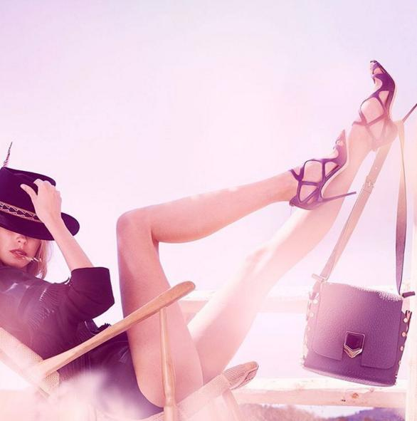 Up to $200 Off with Jimmy Choo sandal Purchase @ Neiman Marcus