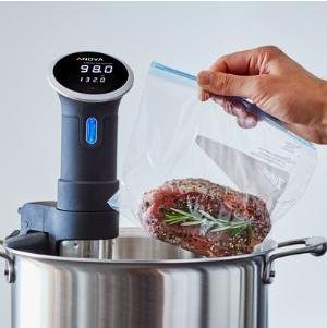 Anova Bluetooth and WiFi Precision Cooker, Black
