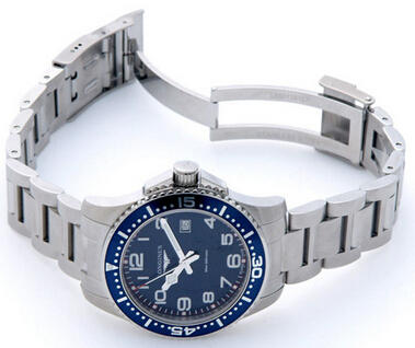 Longines HydroConquest Blue Dial Stainless Steel Men's Watch L3.688.4.03.6