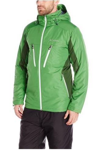 From $36.7 Columbia Men's Antimony IV Jacket