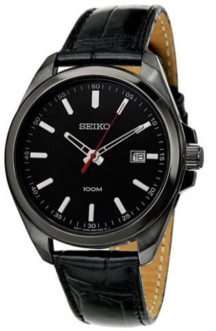 Seiko Dress Men's Quartz Watch SUR071