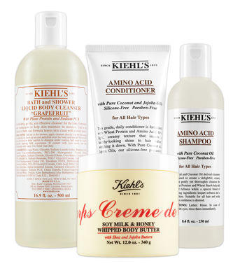 Shop Kiehl's value bundles, just in time for Mother's Day @ Kiehl's