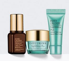 3 Free Deluxe Samples with $50 purchase @ Estee Lauder