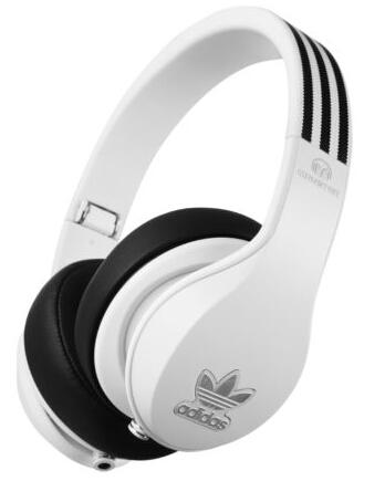 Monster Adidas Over-Ear Headphones UCT3 - White