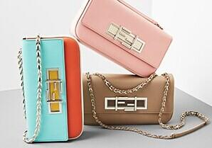 Up to 33% Off Fendi, Valentino & More Desiger Handbags @ MYHABIT