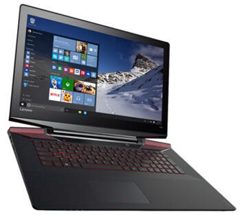 $859.99 Lenovo IdeaPad Y700-17ISK Gaming Laptop 6th Generation Intel Core i7 6700HQ