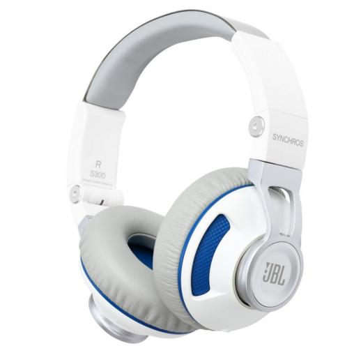JBL Synchros S300 Headphones with Remote/Microphone