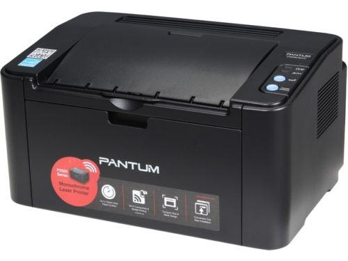 Pantum P2502W Up to 23 ppm 1200 x 1200 dpi USB/Wireless Monochrome Laser Printer