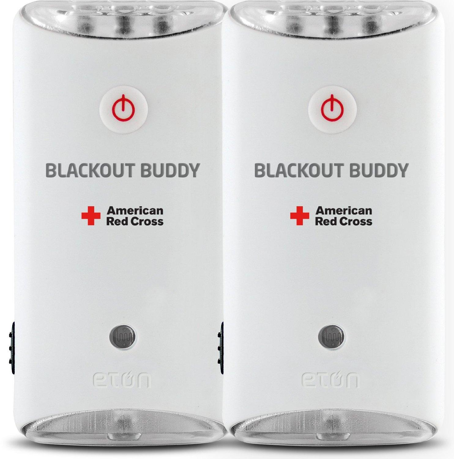 The American Red Cross Blackout Buddy the emergency LED flashlight