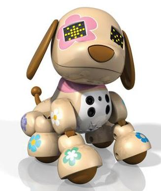 Zoomer Zuppies Interactive Puppy