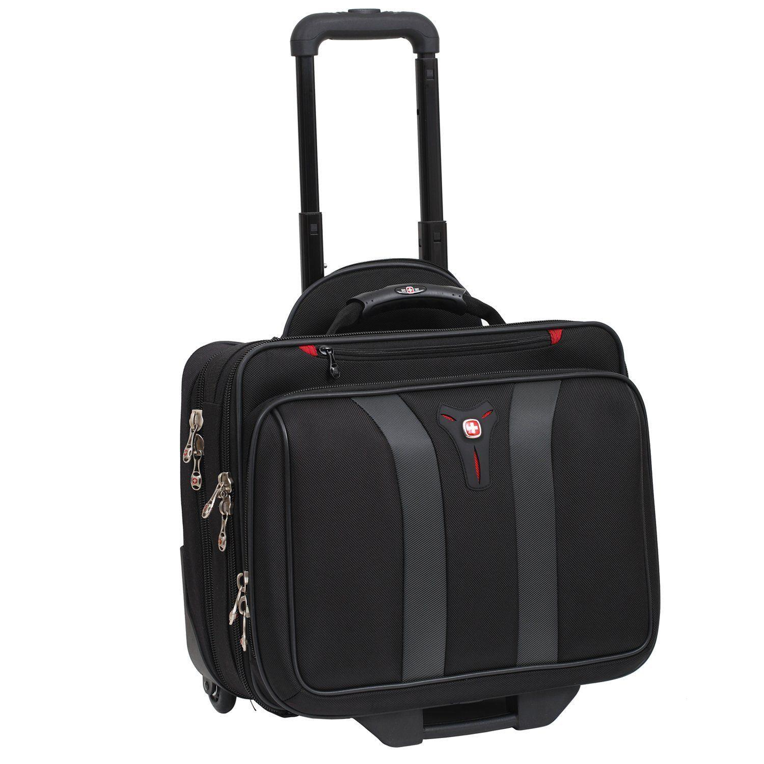 Wenger Swissgear Granada Rolling Business Case Luggage