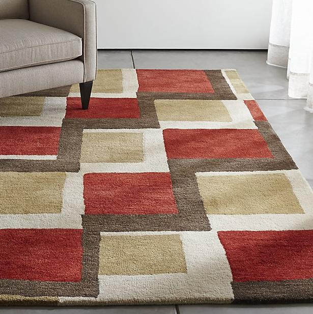 Up to 30% off With Rugs Purchase @Crate & Barrel