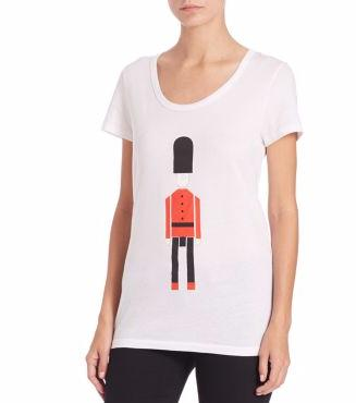 Burberry Brit Toy Soldier T-Shirt