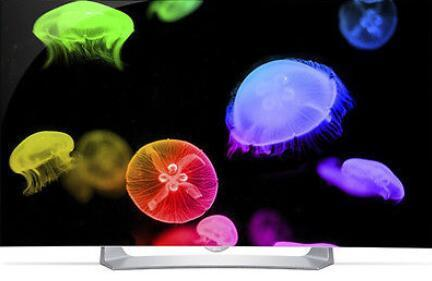 LG 55EG9100 - 55-Inch Full HD 1080p Curved OLED TV w/ webOS 2.0 & 3D