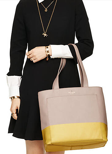 Kate Spade New York Lita Street Andrea (almondine/sunlight)