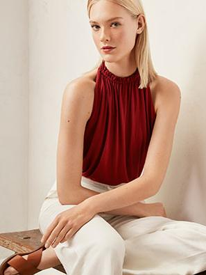40% Off Tops and Sweaters @ Loft
