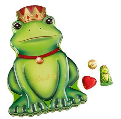 $69.98 Lindt Limited Edition Frog Prince Tin