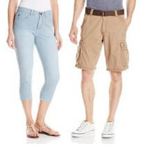 60% Off Lee Shorts & More @ Amazon.com