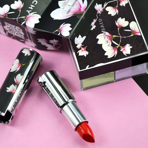 Givenchy Magnolia Couture Edition Le Rouge @ Sephora.com