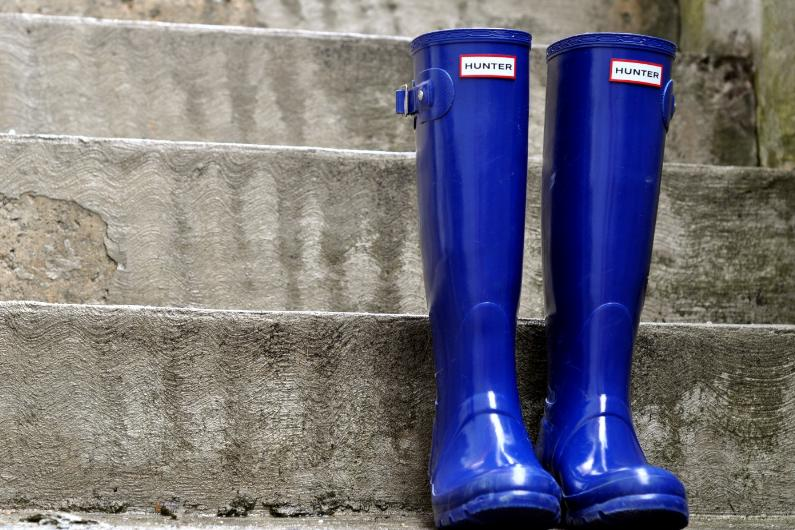 Up to 70% Off Hunter Boots @ 6PM.com