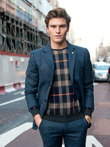 Up to $200 Off Burberry Men's Apparel @ Neiman Marcus