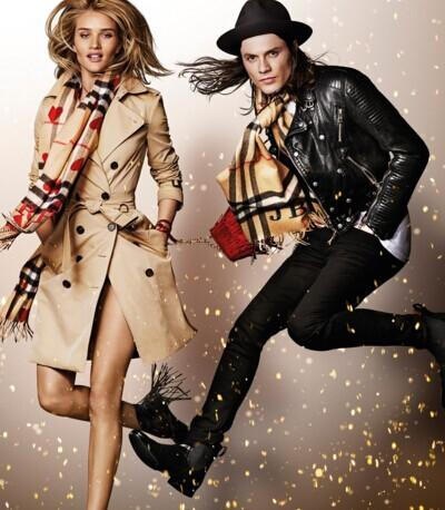 From $99 Burberry Clothing, Scarf, Shoes and more @ Gilt