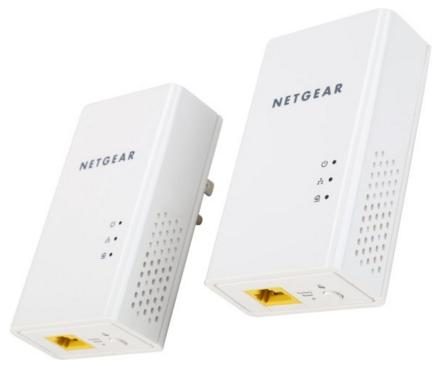 Netgear Powerline Gigabit Ethernet Adapter Kit