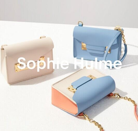 From $106 Sophie Hulme New Arrivals @ SSENSE