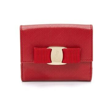 Salvatore Ferragamo Miss Vara Wallet @ shopbop.com