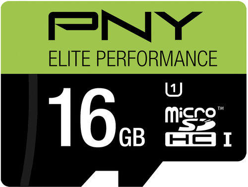 $2.99 PNY Elite Performance 16 GB 高速 SDXC 记忆卡