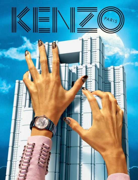 50% Off + Free Shipping Kenzo Watches Sale @ unineed.com
