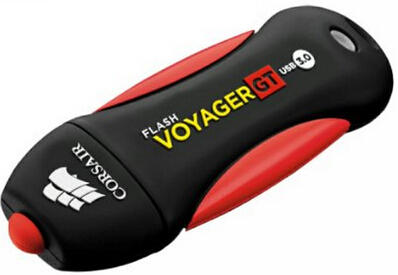 Corsair Flash Voyager GT USB 3.0 64GB USB Flash Drive (CMFVYGT3B-64GB)